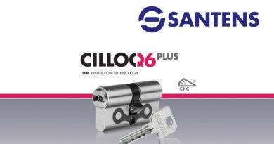 Santens | Cilloc veiligheidscilinders