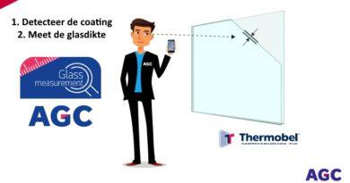 AGC   App. voor coatingdetectie