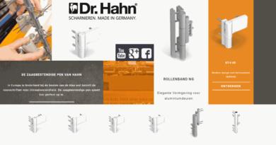 Dr-Hahn | Nieuwe website
