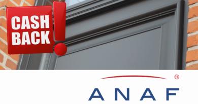 Anaf | Cashback op uw voordeur