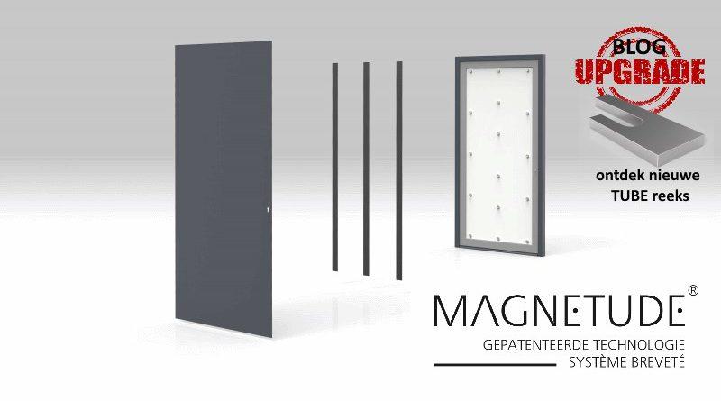 magnitude deurpanelen met magneet