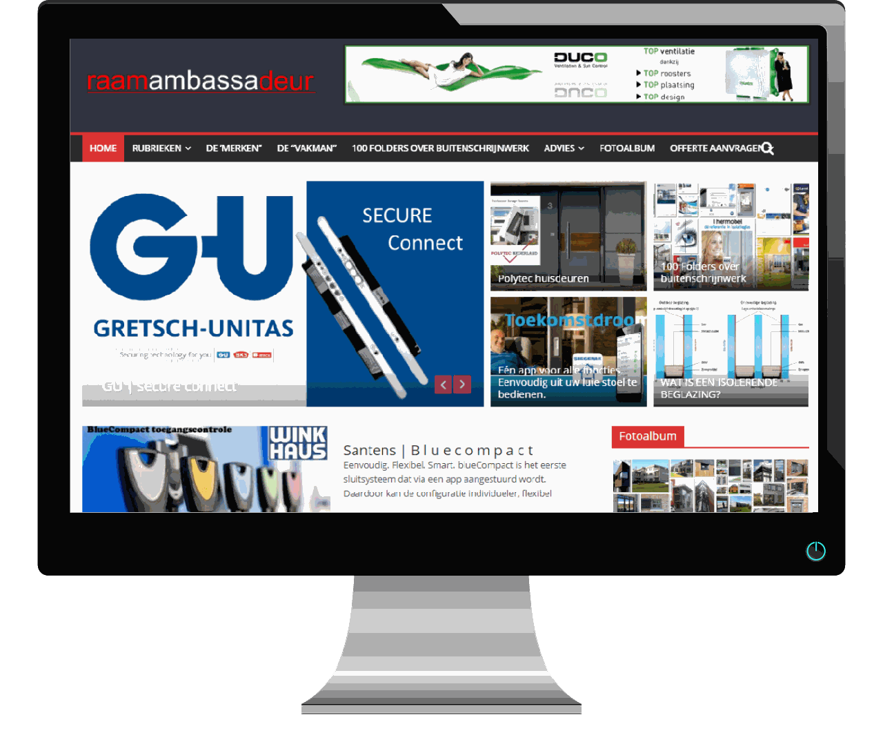 Website Raamambassadeur