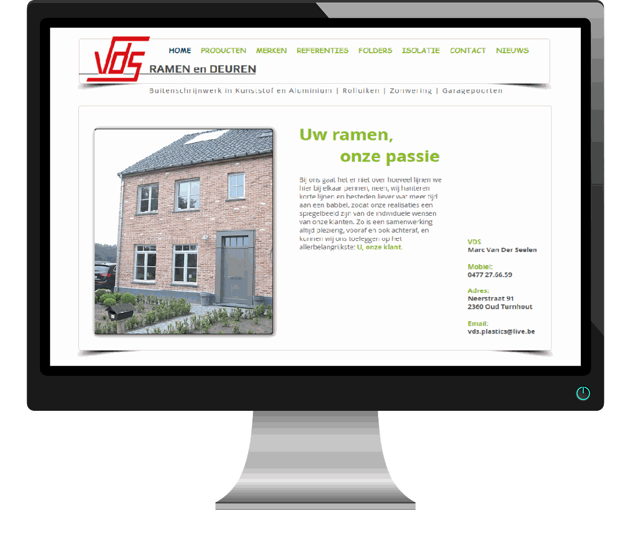 Websire VDS