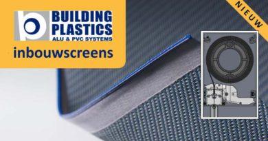 Building Plastics | Inbouwscreen