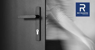Touch raam en deur krukken