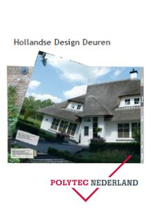 Polytec Hollandse deuren