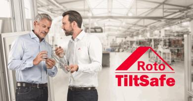 Roto NX | TiltSafe technologie