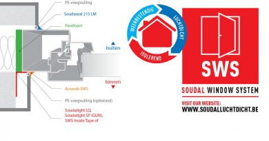 SWS oplossingen luchtdicht bouwen