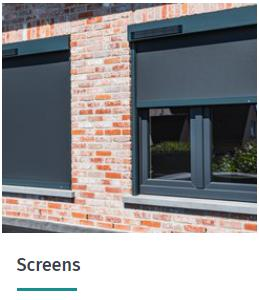 Screens Walbers