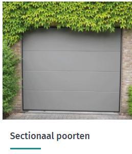 sectionale poorten walbers