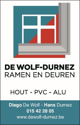 DE WOLF DURNEZ RAMEN EN DEUREN