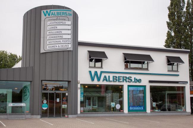 walbers zonwering