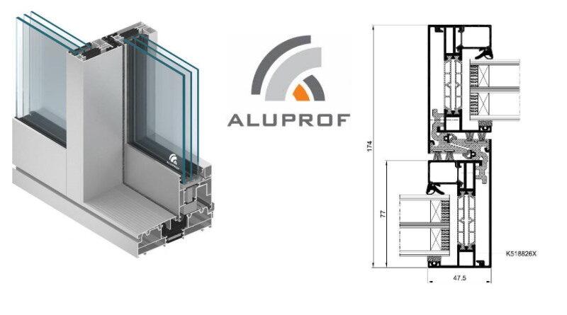 Aluprof MB77HS