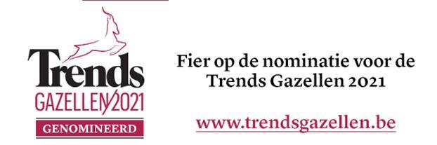 Trends Gazellen 2021 Aluprof