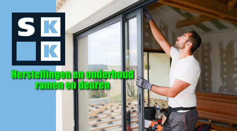 herstellingen en onderhoud ramen en deuren