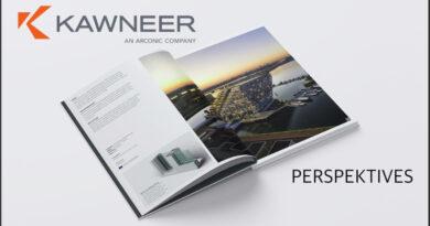 Kawneer aluminium perspektives