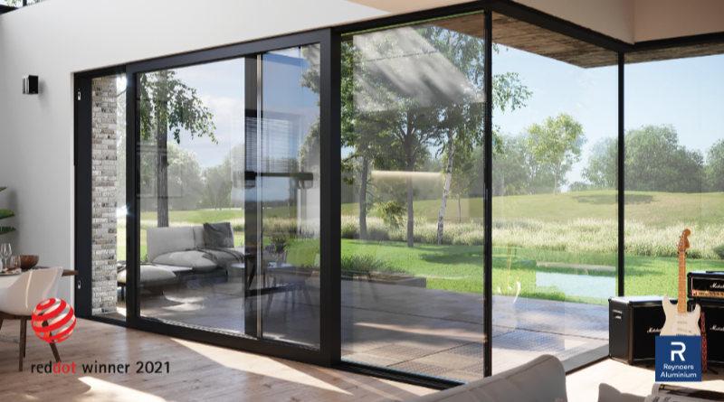 master patio aluminium schuifdeur reynaers