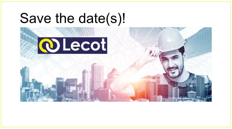 lecot on tour 2021